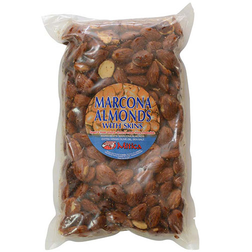 Marcona Almonds in Olive Oil