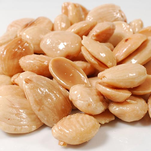 Spanish Marcona Almonds - Fried and Salted