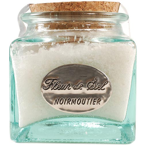 Natural Fleur De Sel Sea Salt from Noirmoutier Island