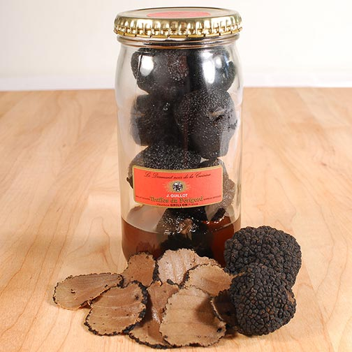 Summer Black French Truffles - Brushed First Choice