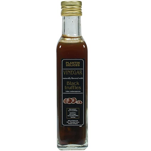 Winter Black French Truffle Flavored Vinegar