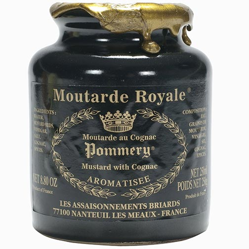 Royal Mustard with Cognac