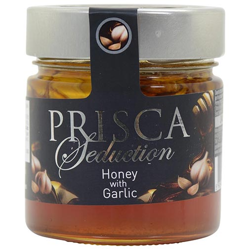 Honey with Garlic
