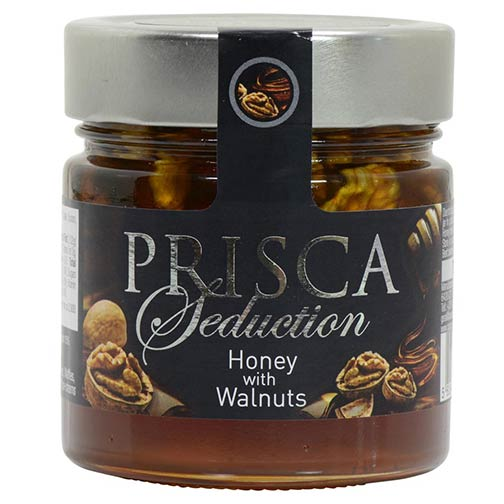 Prisca Portuguese Honey with Walnuts | Gourmet Food Store