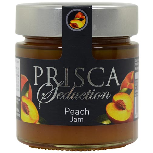 Prisca Peach Jam | Buy Online at Gourmet Food Store