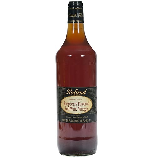 Raspberry Flavored Red Wine Vinegar