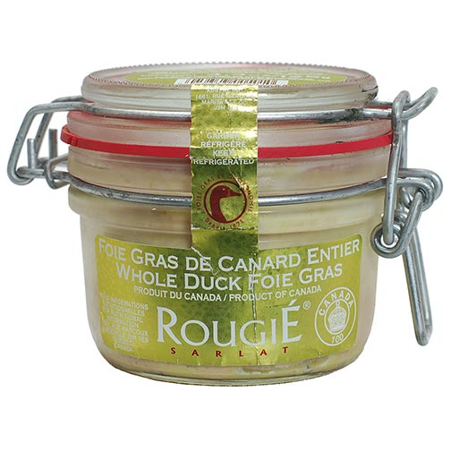 Duck Foie Gras - Micuit / Ready to Eat, by Rougie