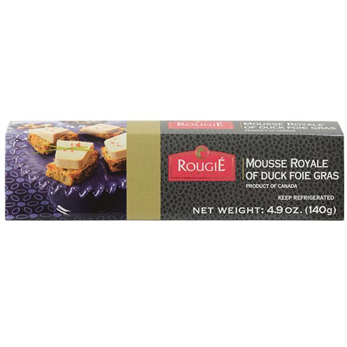 Royale Duck Foie Gras Mousse