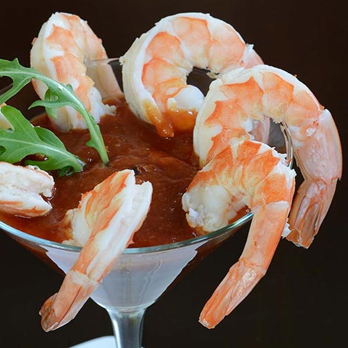 Shrimp - Raw, Quick Peels