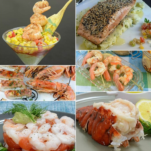 Seafood Fest! Six Fresh Summer Seafood Recipes