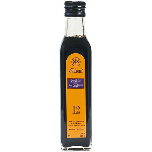 Sweet Pedro Ximenez Balsamic Vinegar - 12 Years Aged