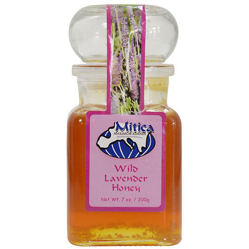 Mitica Spanish Raw Wild Lavender Honey | Buy Online at Gourmet Food Store