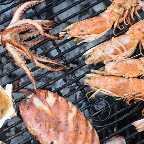 Summer Perfect Grilled Seafood Recipes