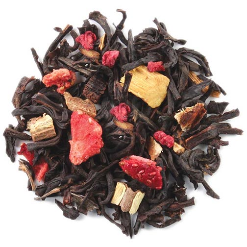 Tea Forte Black Cherry Black Tea - Loose Leaf Tea