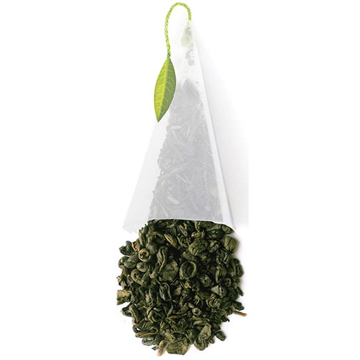 Tea Forte China Gunpowder Green Tea Infusers