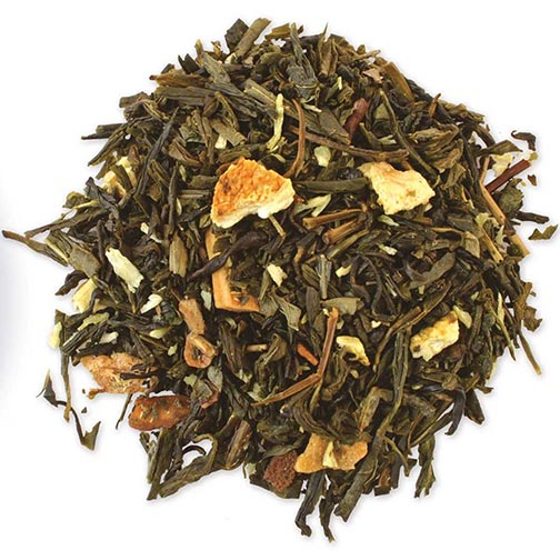 Tea Forte Coconut Mango Colada Green Tea - Loose Leaf Tea