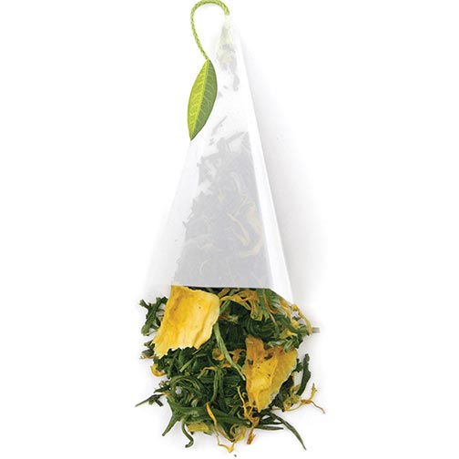 Tea Forte Green Mango Peach Green Tea Infusers