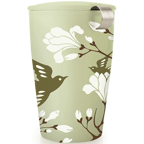 Tea Forte Kati Loose Tea Cup - Birdsong Green