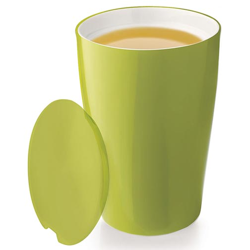 Tea Forte Kati Loose Tea Cup - Pistachio Green