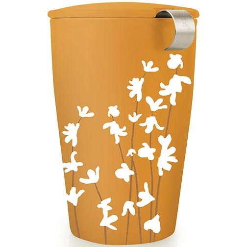 Tea Forte Kati Loose Tea Cup - Star Magnolia Orange