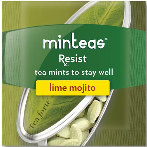 Tea Forte Minteas - Resist - Lime Mojito