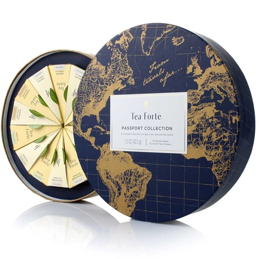Tea Forte Passport Collection