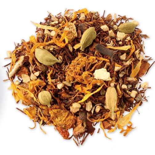 Tea Forte Skin Smart Swiss Apple Herbal Tea - Loose Leaf Tea