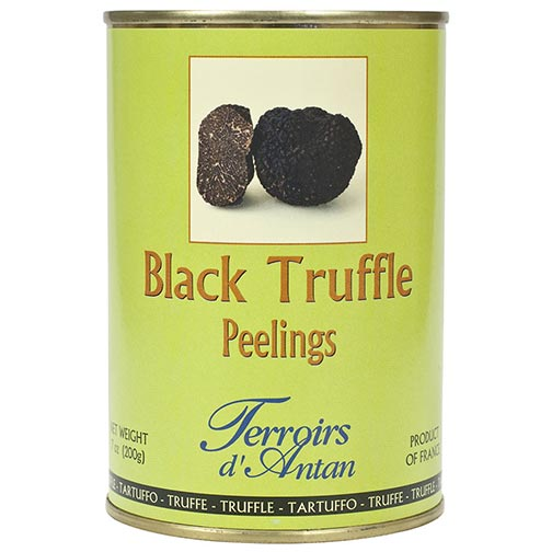 Asian Black Truffle Peelings