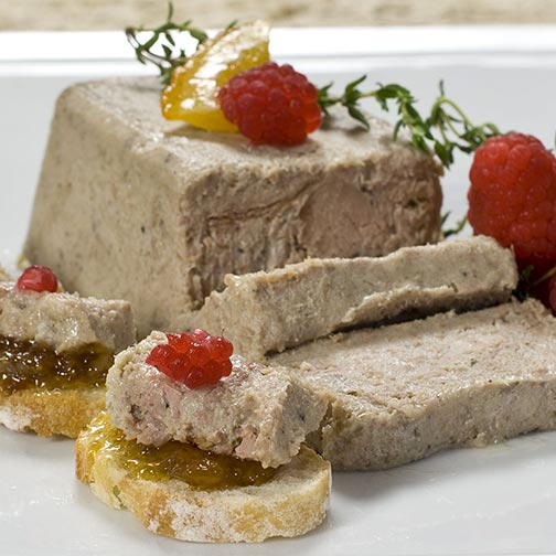 Rillettes du Perigord - Duck Meat Pate - All Natural
