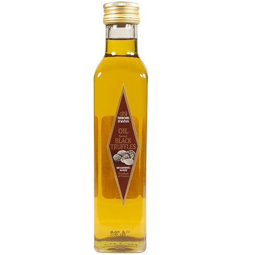 Winter Black French Truffle Oil