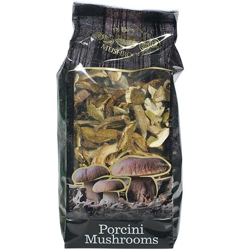 Italian Porcini Mushrooms (Cepes) - First Choice - Dried