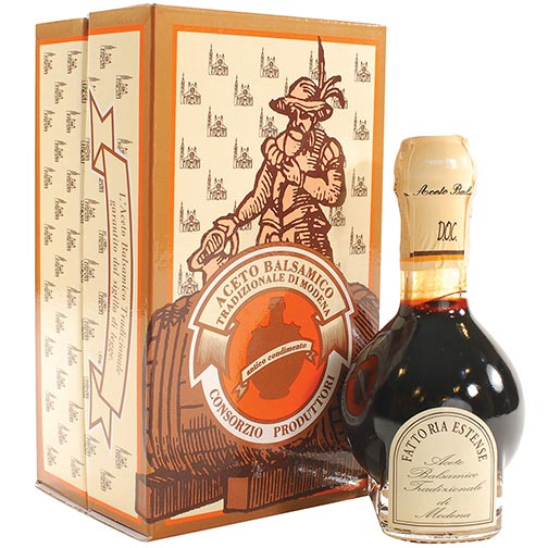 Balsamic Vinegar Of Modena Affinato Beige Seal - Over 50 Years Old