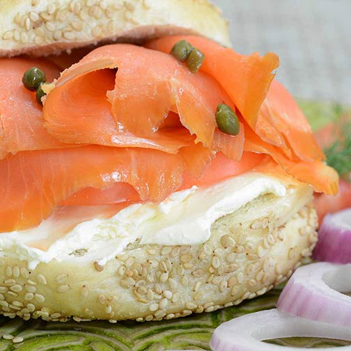 Lox for Bagels