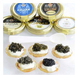 House Favorites Caviar Taster Set