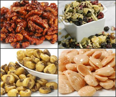 Gourmet Snacks and Nuts
