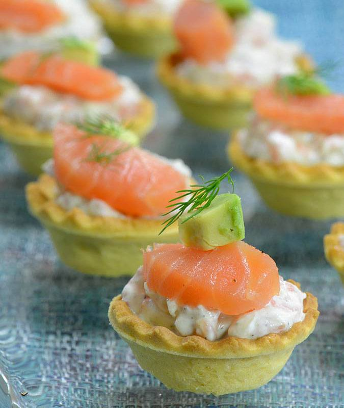 Smoked Salmon Spring Recipes