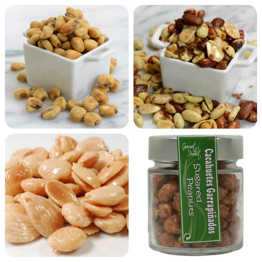 Nuts and Bar Snacks