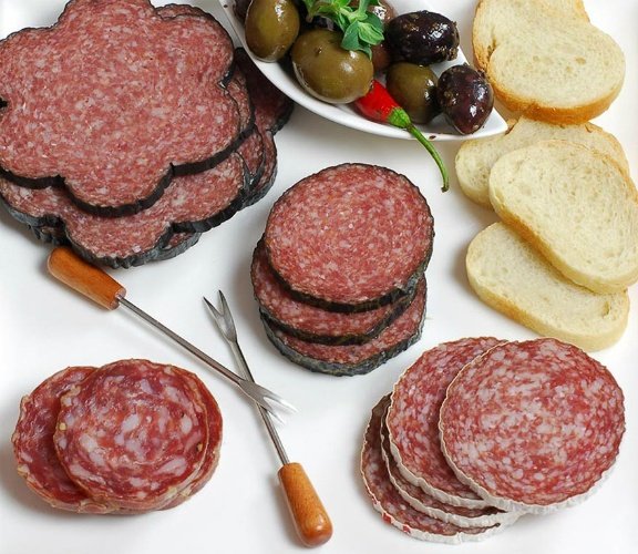 Salami Snack Collection