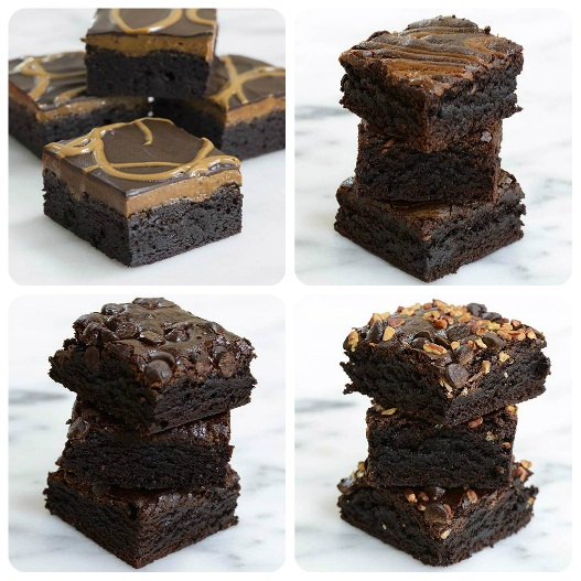 Sweet Endings Brownies