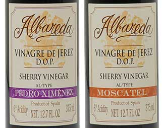 SHERRY WINE VINEGARS