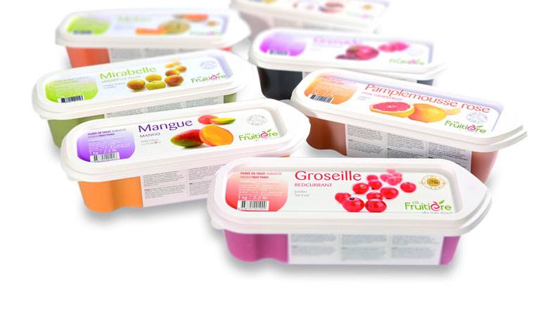 Frozen Fruit Purees on Sale