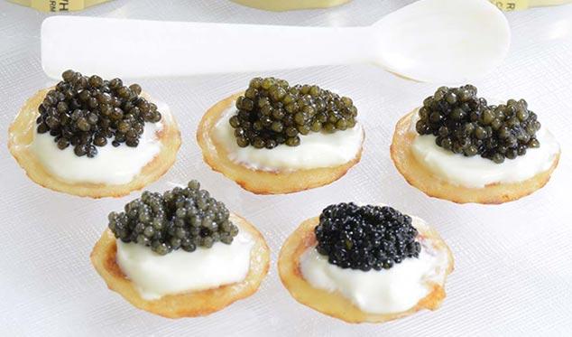 Buy caviar caviar for sale online gourmet food store for How to prepare caviar