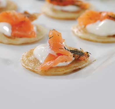 Smoked Salmon Gift Set