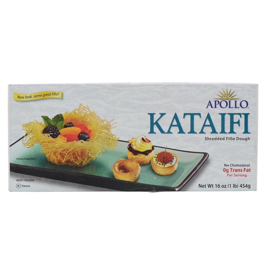 Kataifi Shredded Filo Dough Gourmet Food Store