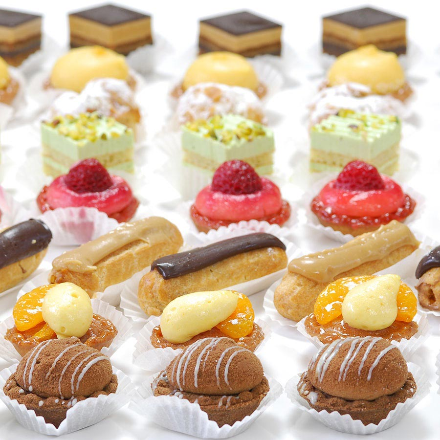 Best Cake Recipe For Petit Fours