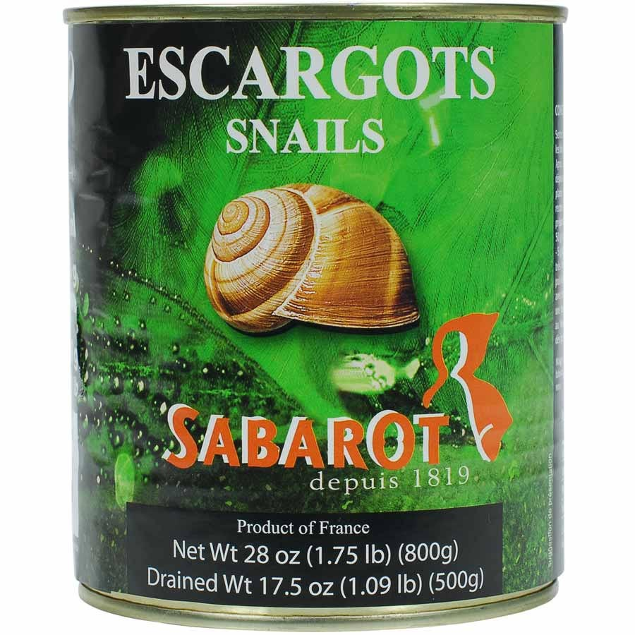 Escargot Helix (Escargot de Bourgogne) - Extra Large in Water