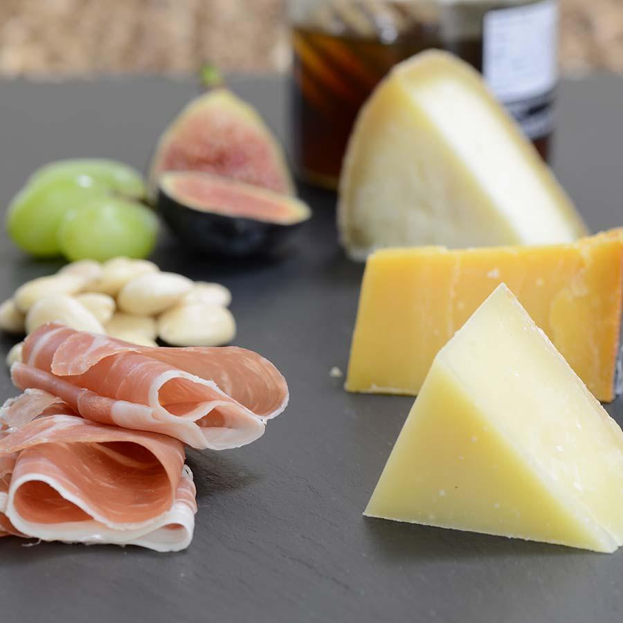 Hard Cheese Board