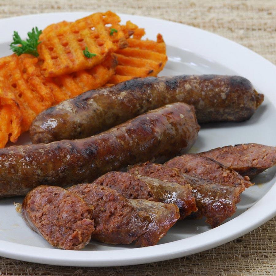 Wild Boar Italian Sausages Gourmet Food Store