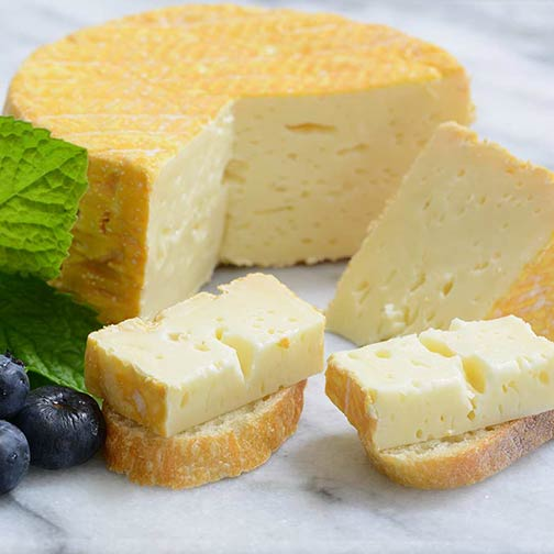 Petit Livarot Cheese Soft Cow S Milk Cheese From Normandy
