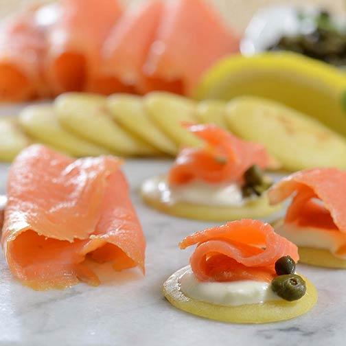 Smoked Salmon Gift | Salmon Gifts